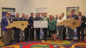 Cover photo for 2018 Pull for Youth Events Raise Over $100,000 for North Carolina 4-H and FFA